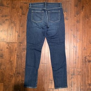 GAP Jeans - Gap dark wash skinny jeans, size 8(29)